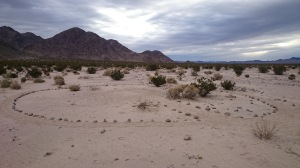 Legacy of Vision Quest in Mojave Desert